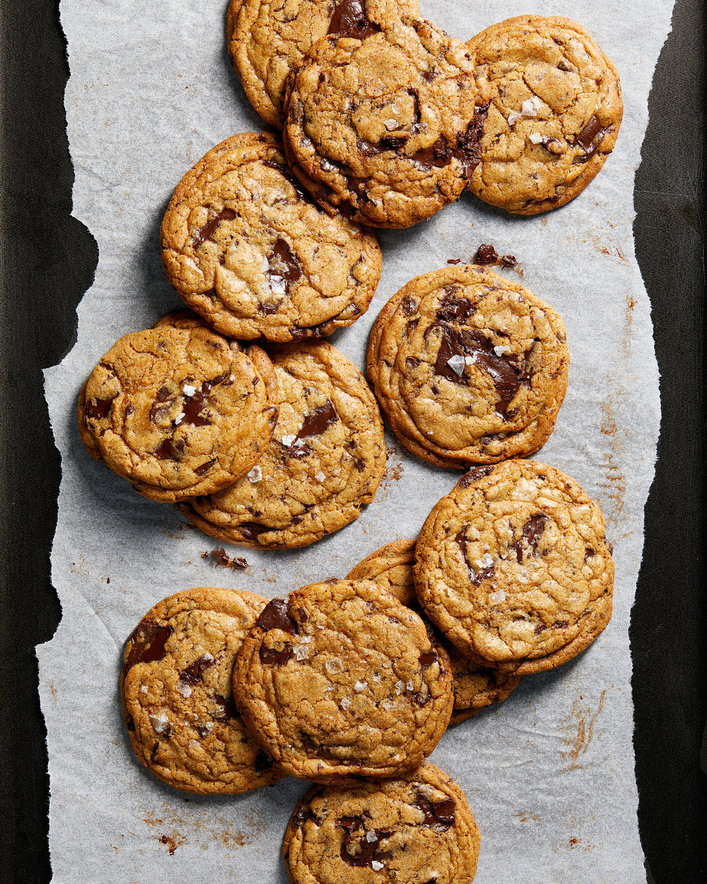 RIPPLE CHOCOLATE CHIP COOKIES