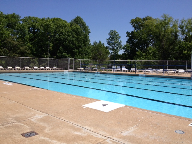 Columbia Bath & Tennis Pool
