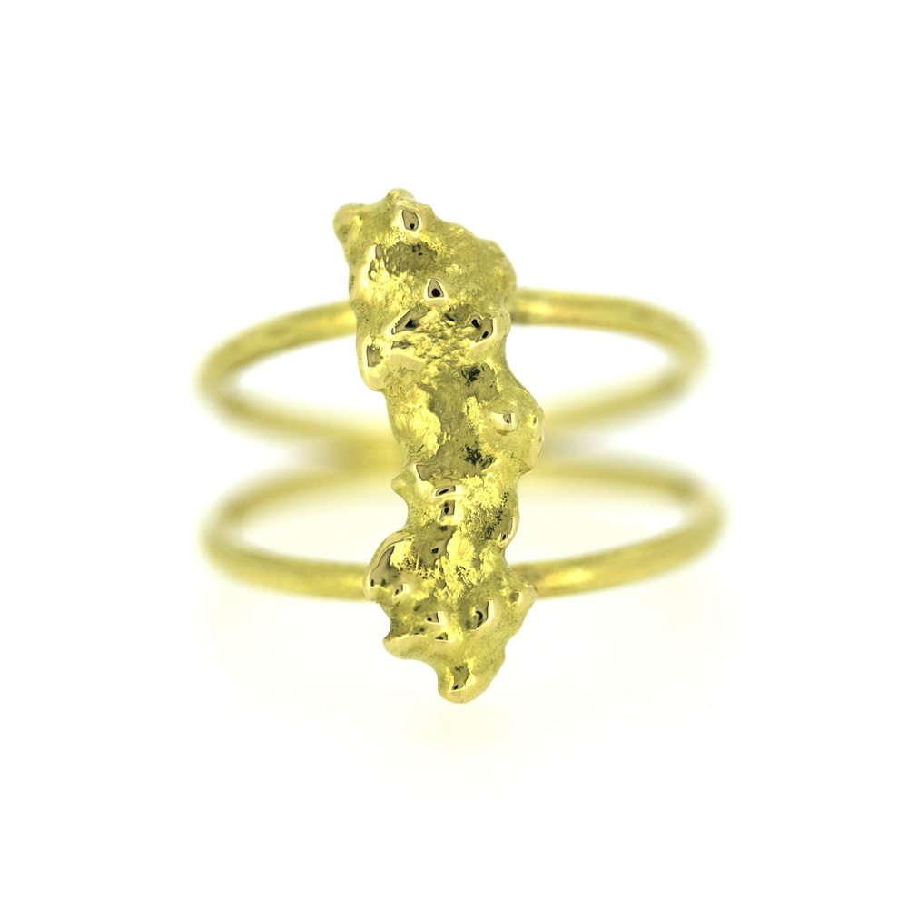 Fairtrade 18ct Gold Ring