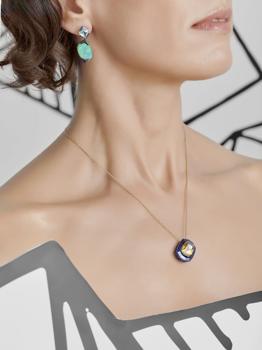 Chromanteq Opal Aquamarine and Peridot Earrings with Heliodor Necklace Edit 2.jpg