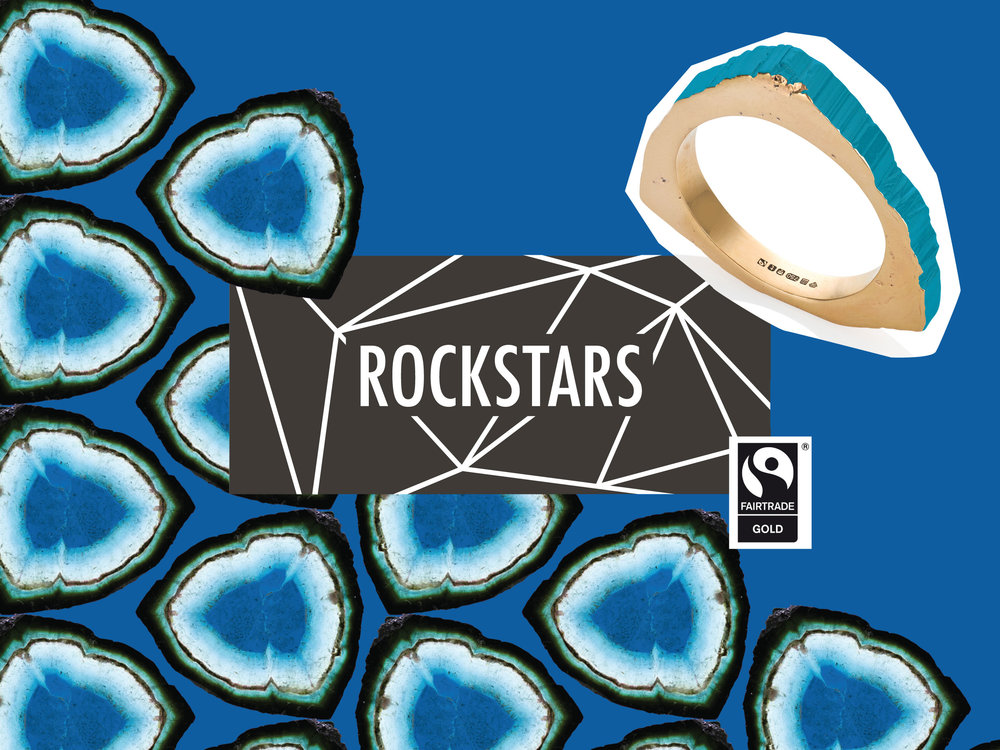 RockStars Fairtrade Gold Ethical Jewellery Collection
