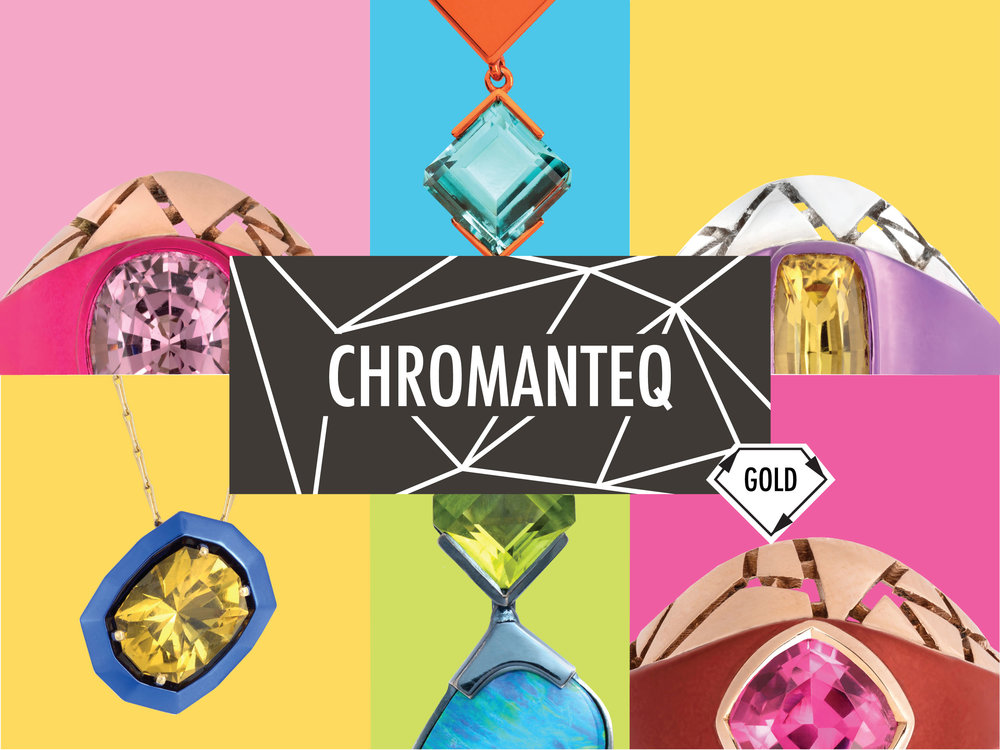Chromanteq Coloured Gemstone Collection