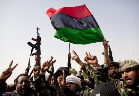 Cracks Forming in Qadaffi's Control of Tripoli