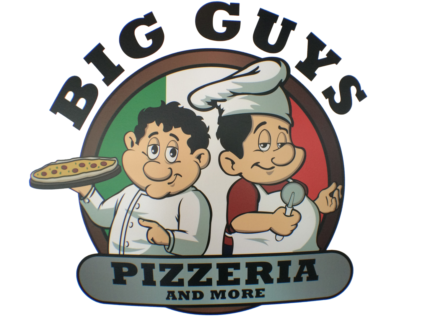 Big Guys Pizzeria and More