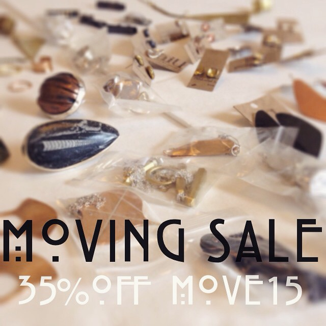 We are moving and these #prettyshinythings need new homes! Use MOVE15 to get 35% off at the Aithō shop #handmadejewelry #etsy #sale #promocode #springstyle #silversmith #oneofakind #statementjewelry #artjewelry #designer #streetstyle
