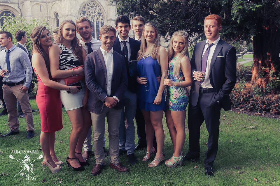 Rowing Committee Summer Ball 2014