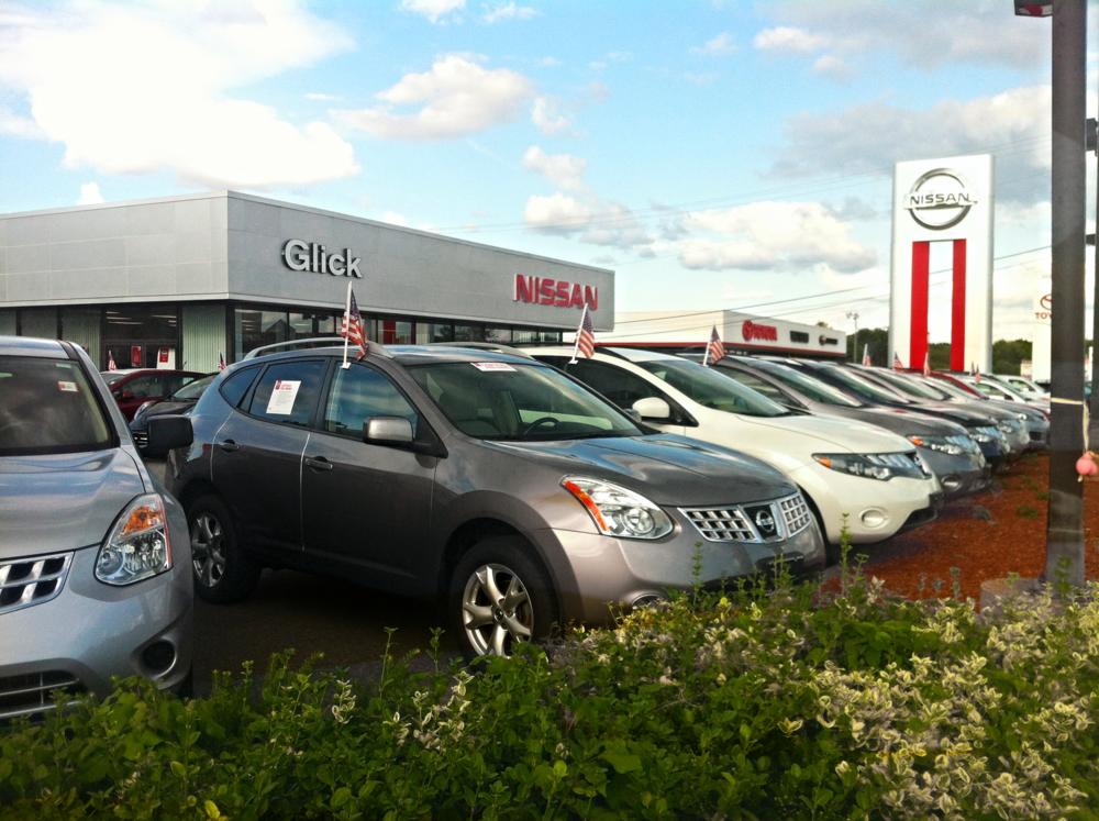 Glick Nissan