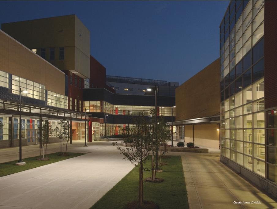 Frank Conwell Campus - Elementary School #3 & Middle School #4