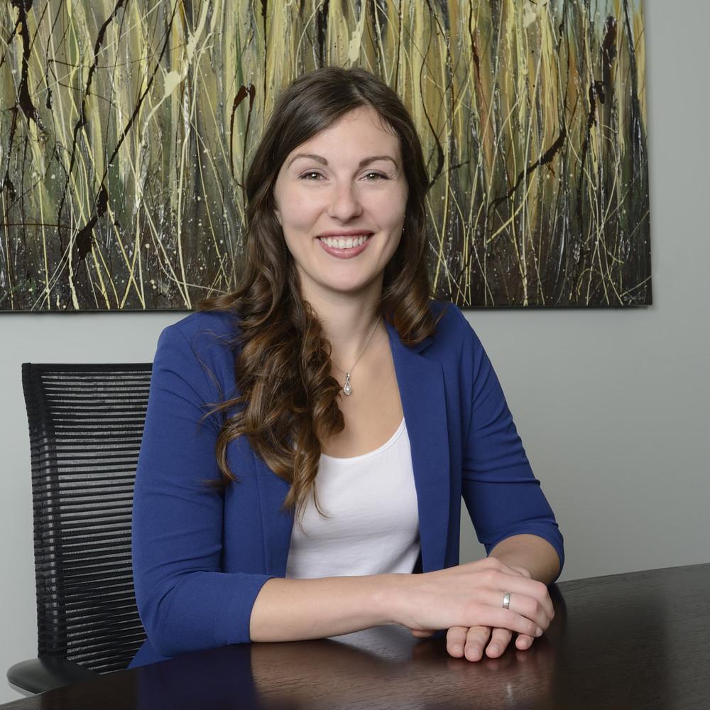 Olivia Koneval, Lawyer