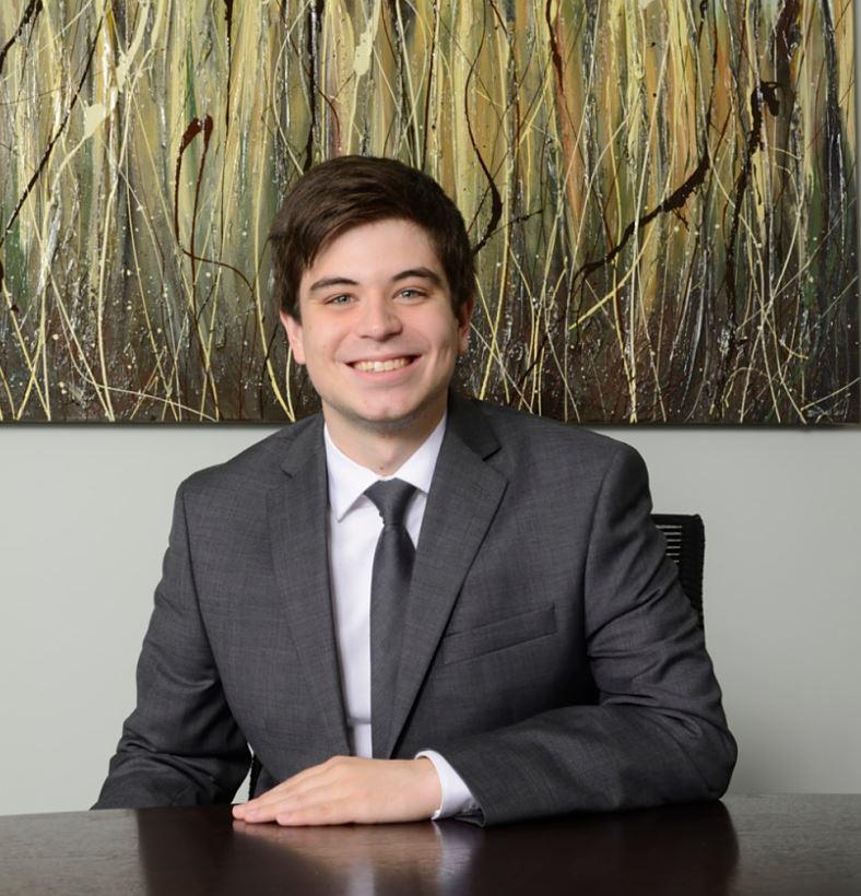Alexander Bissonnette, Articling Student