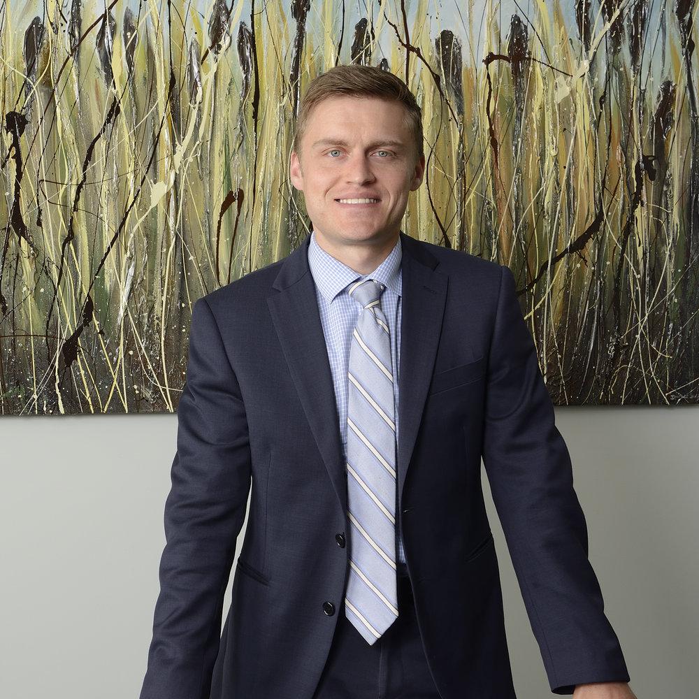 Ian McLeod, Lawyer