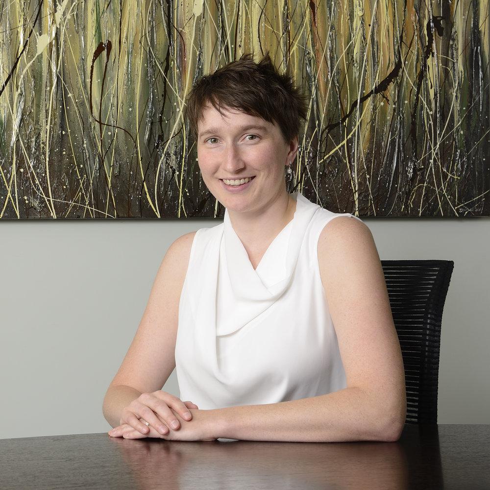 Jenny Johnston, Lawyer