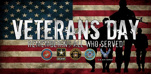 Photo Credit:  happyveteransday.org
