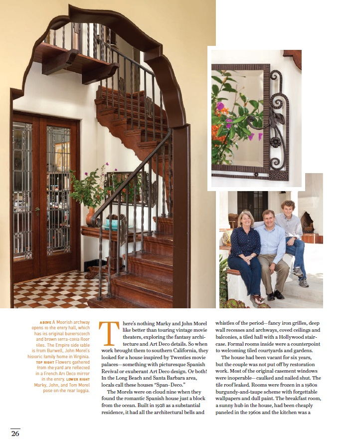 article published courtesy of old house journal click on the pages to enlarge