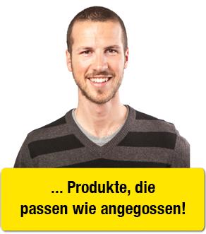 PRODUKTE: Unser Qualitätsanspruch: Beste Produkte Wir bieten beste Produkte für maximale Kundenzufriedenheit. Nicht mehr und erst recht nicht weniger.