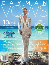 Cayman Vows Magazine 2018
