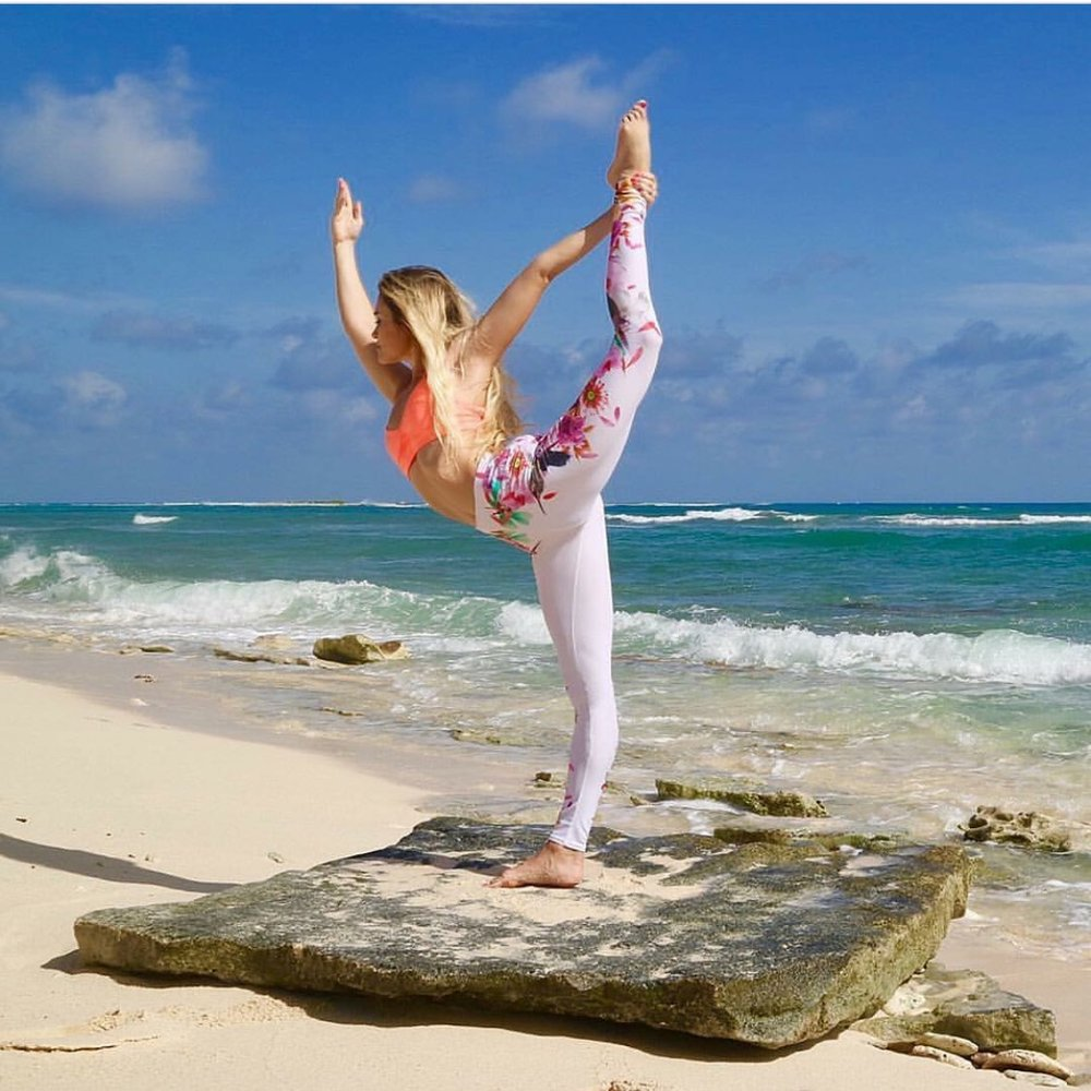 Latest Yoga Trends - Active wear galore...