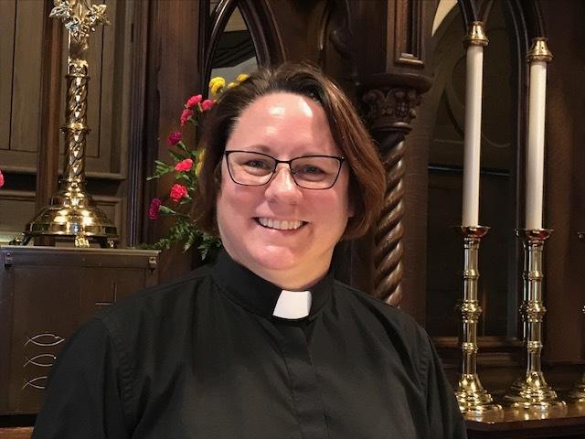 Pastor Terri L. E. Peterson