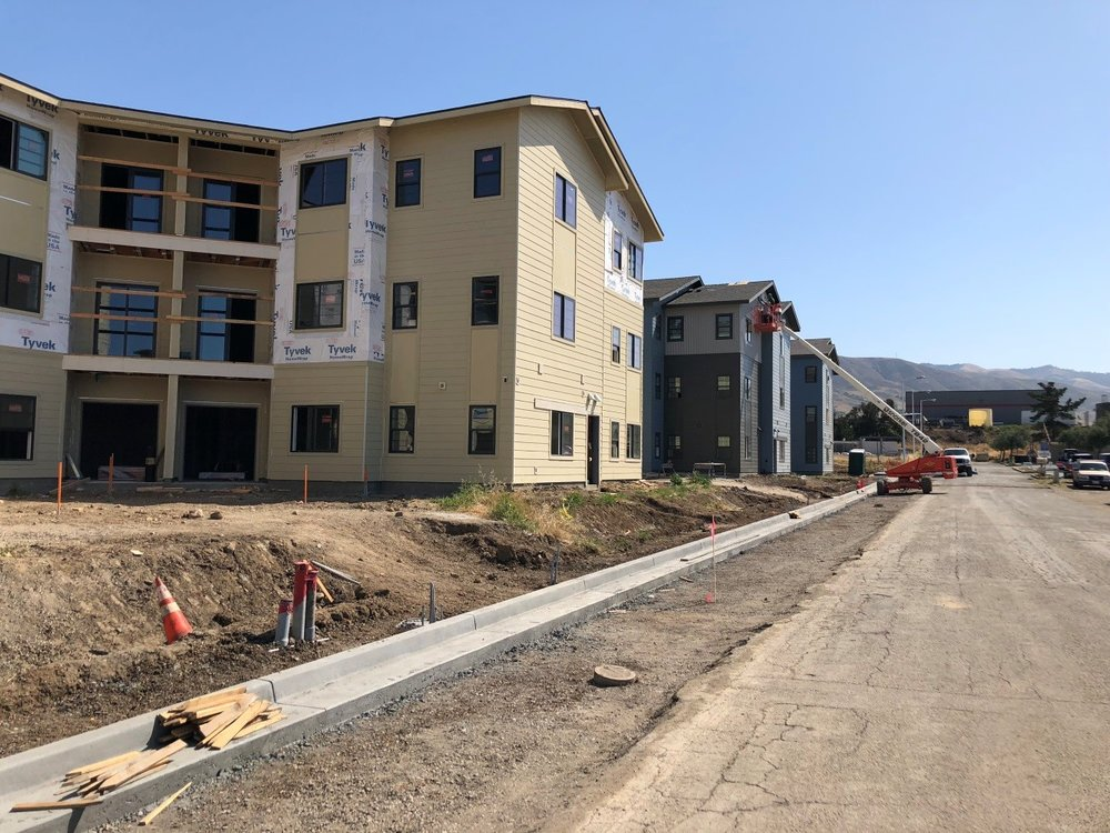 Iron Works Apartments  - 46 1, 2 and 3 bedroom apartments in San Luis Obispo, close to shopping, transportation lines and employment