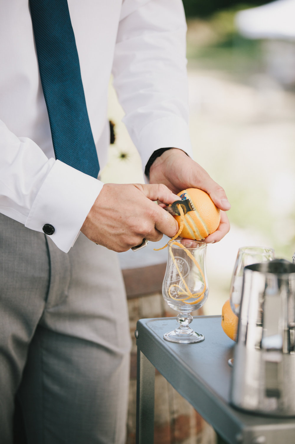 Sea Cider Wedding