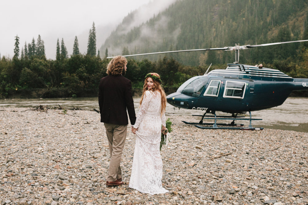 revelstoke wedding