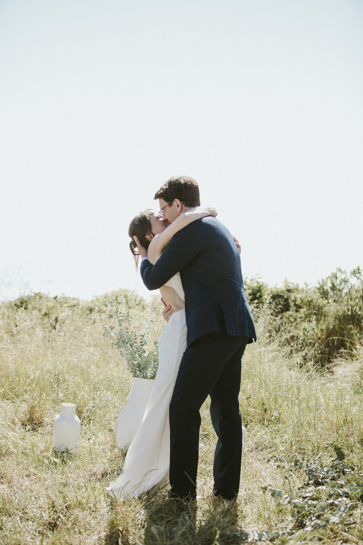 california slide ranch wedding