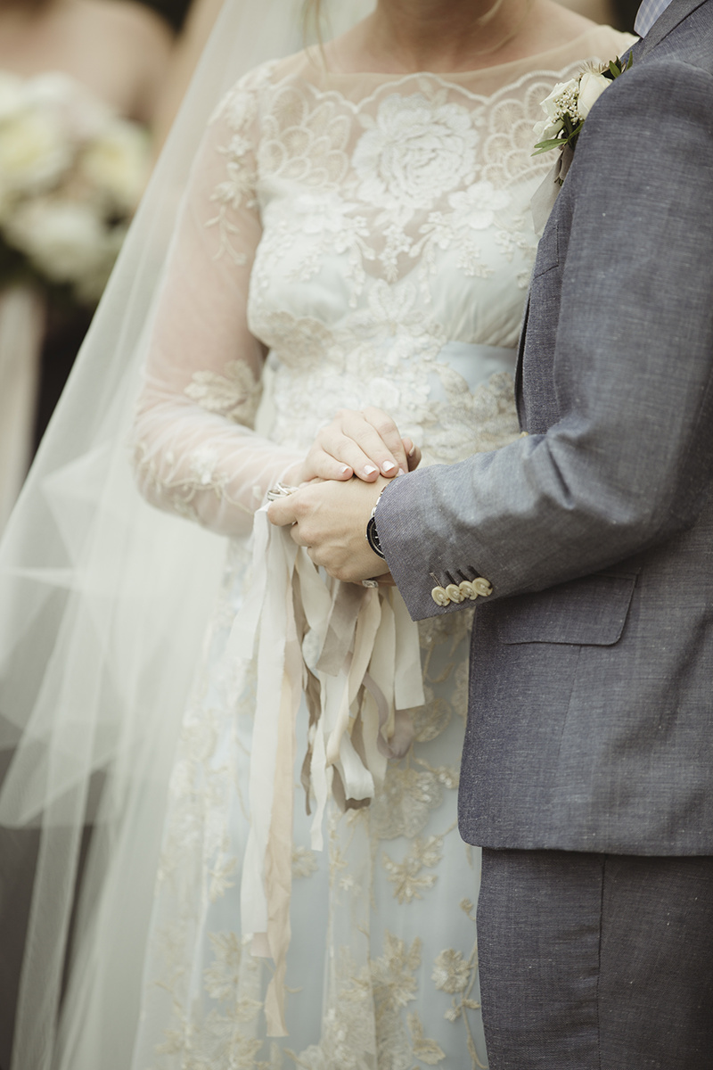hand fasting ceremony - Sea Cider Wedding Vancouver Island Wedding Photographer