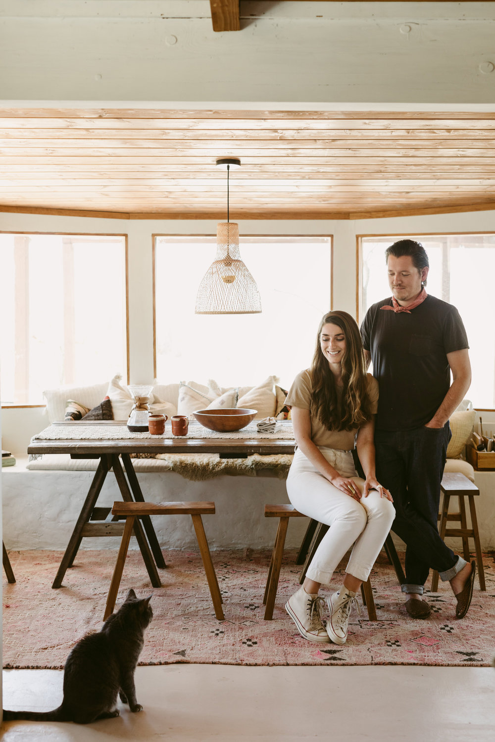 The Joshua Tree House desert inspired home decor - Sara Combs and Rich Combs