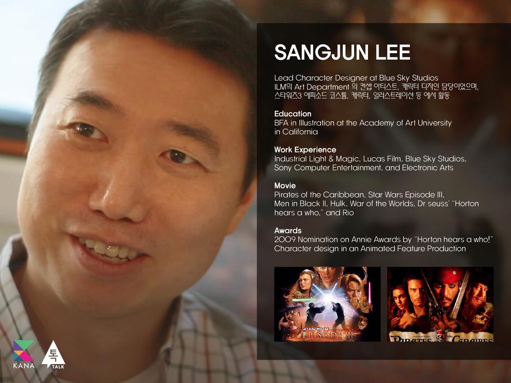 Sang Jun Lee www.sangjunart.com