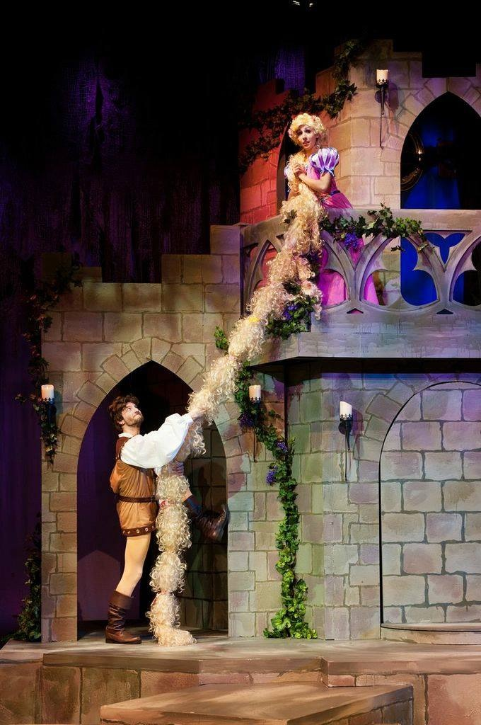 Rapunzel! Rapunzel! A Very Hairy Fairy Tale!,  Summer 2013