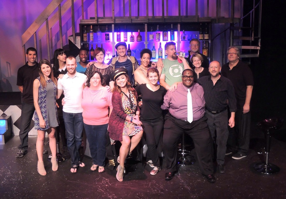 The Cast and Crew of Enter Love