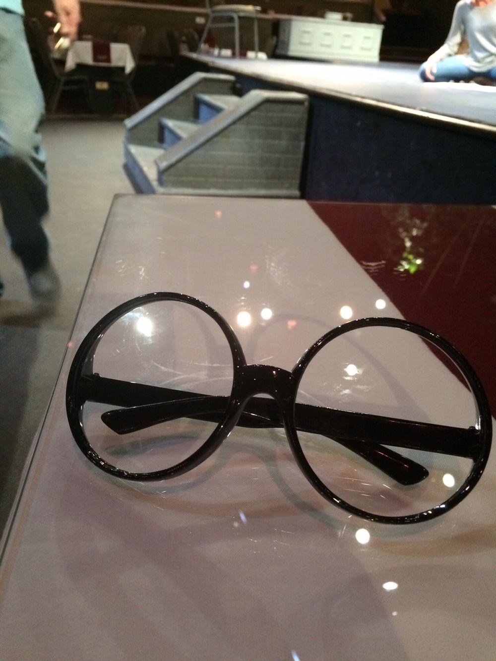 My professor glasses!