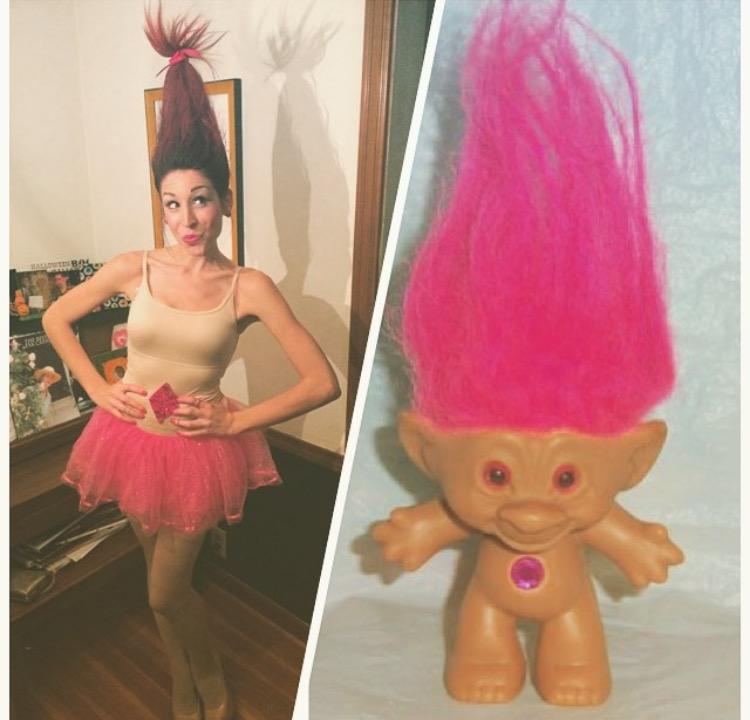 Pink Troll