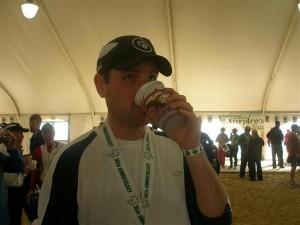 2007 Shamrock Half beer