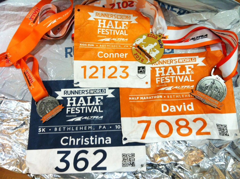 Runner's World Half family, #runchat