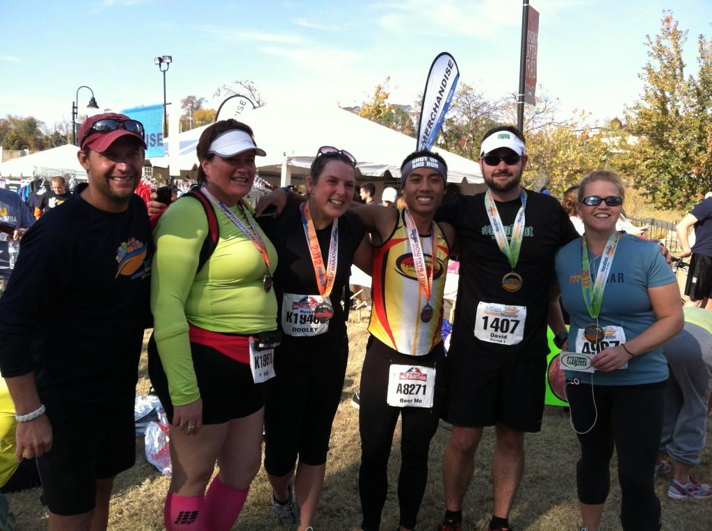 #RunChat, Richmond Marathon, #runRichmond