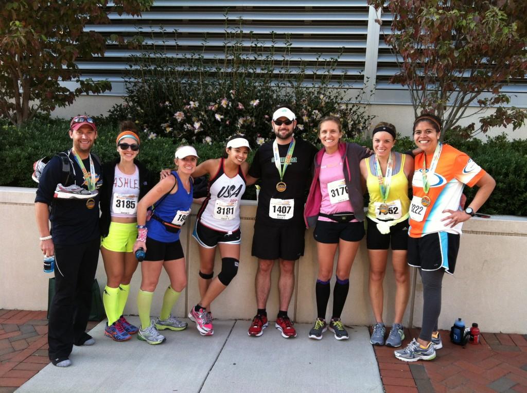 #RunChat, Richmond Marathon, #teamRichmond