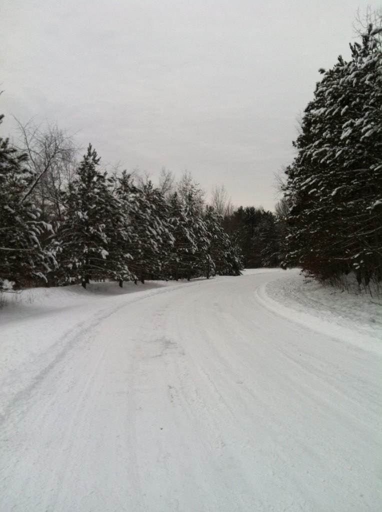 Ohio snow 2012