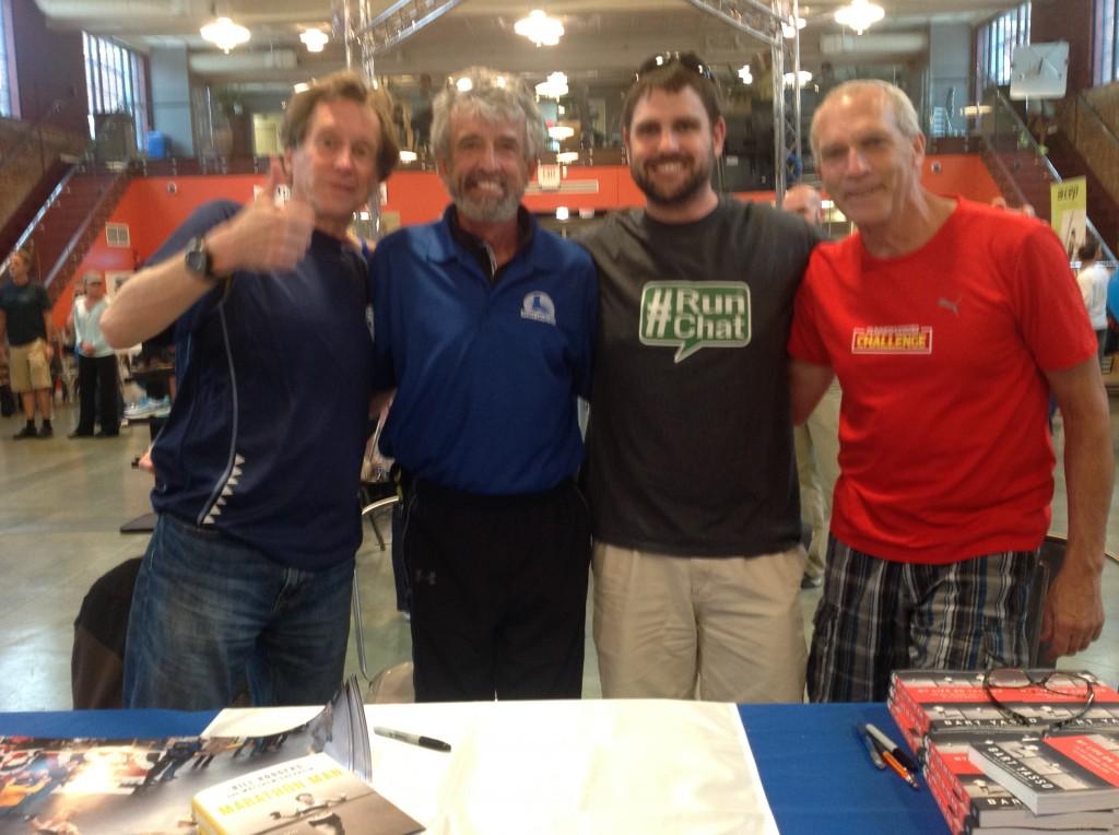 Blue Ridge Marathon running legends
