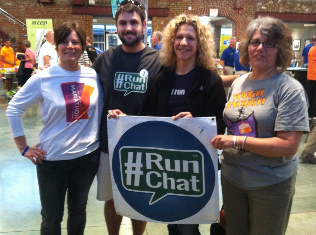 RunChat meet-up