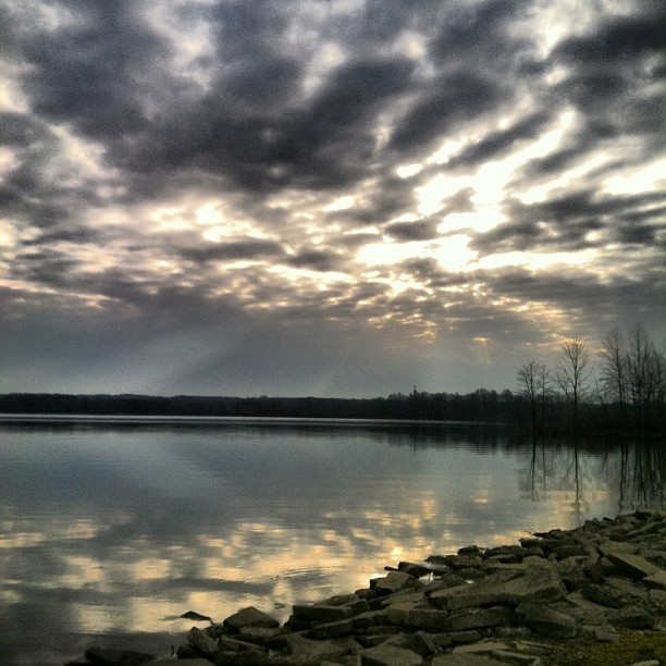 Mosquito Lake, Ohio