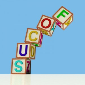 Focus: 2012's word