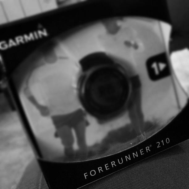 Garmin Forerunner 210