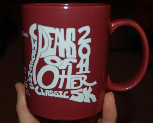 Christmas Classic coffee mug