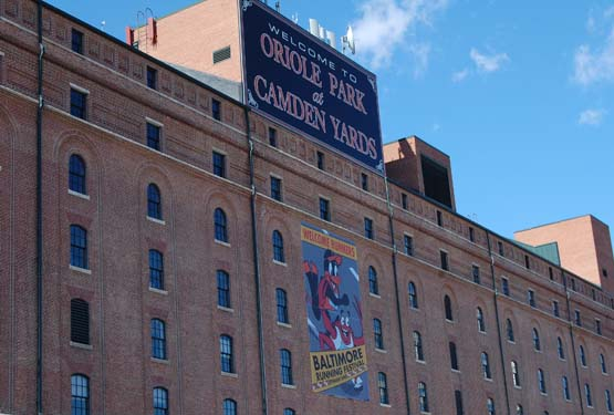 Camden Yards, Baltimore