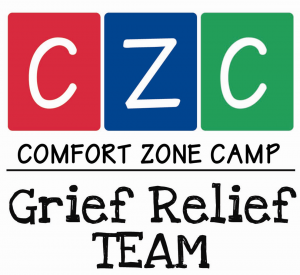 Comfort Zone Camp logo