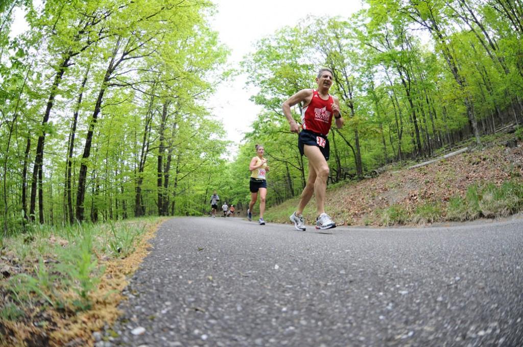 Blue Ridge Marathon, Roanoke