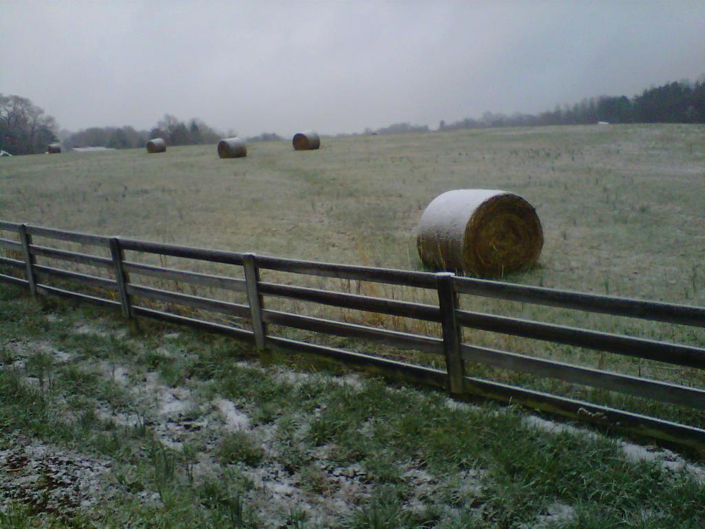 snow, Bedford, Va.
