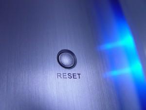 reset, running