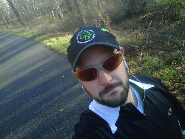 running, March 2011
